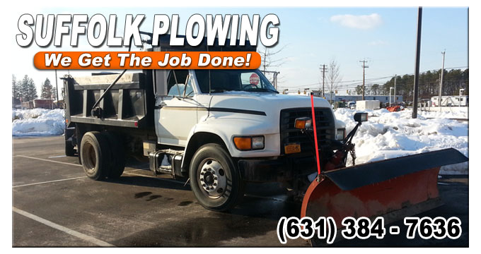 DUMP TRUCK SNOW REMOVAL LONG ISLAND