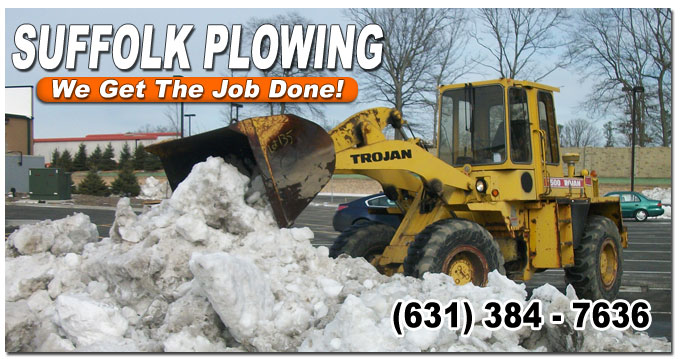 LOADER SNOW REMOVAL BROOKHAVEN